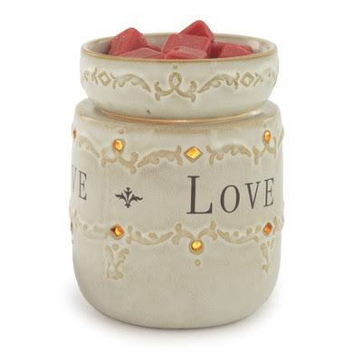 Candle Warmers Etc. Illumination Candle - Warmer Live Love Laugh