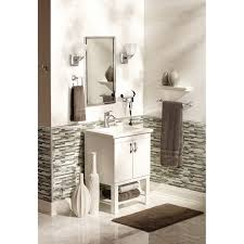 Moen Hands Free Lavatory Faucet by Moen 6903 Voss Single Handle High Arc Bathroom Faucet Homeclick Com