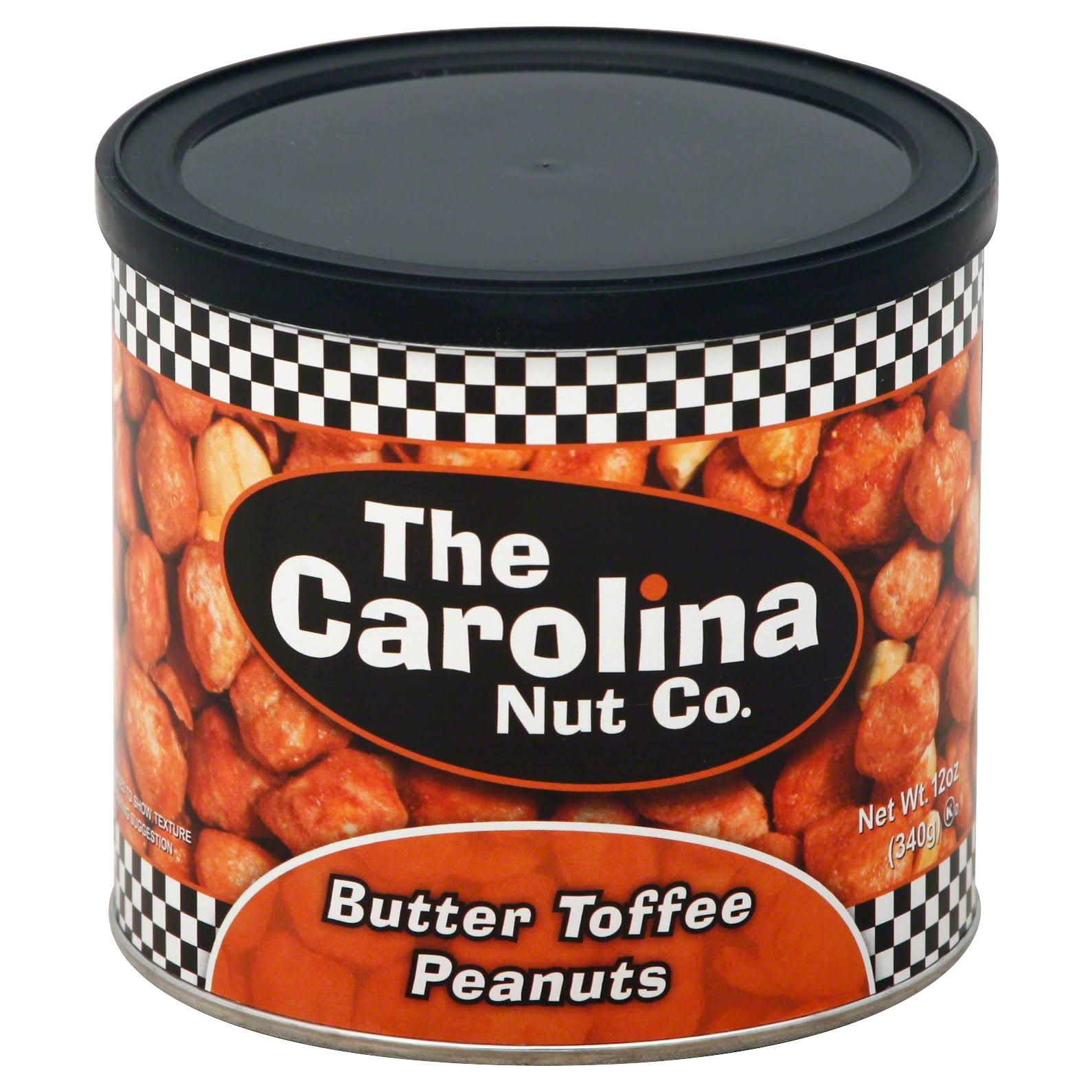 The Carolina Nut Company Butter Toffee Peanuts - 12oz