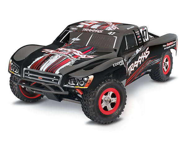 Traxxas Slash Pro 4wd Short Course Racing Truck Model Kit - 1:16 Scale
