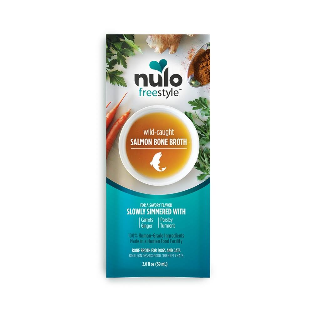 Nulo Salmon Bone Broth Packets