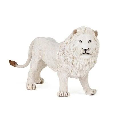 Papo White Lion Figure