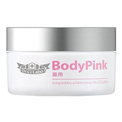 Dr.Ci: Labo Medicated Body Pink Cream - 50g