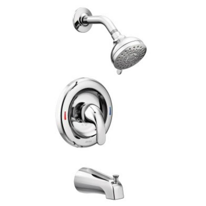 Moen Adler 1 Handle Tub & Shower Faucet