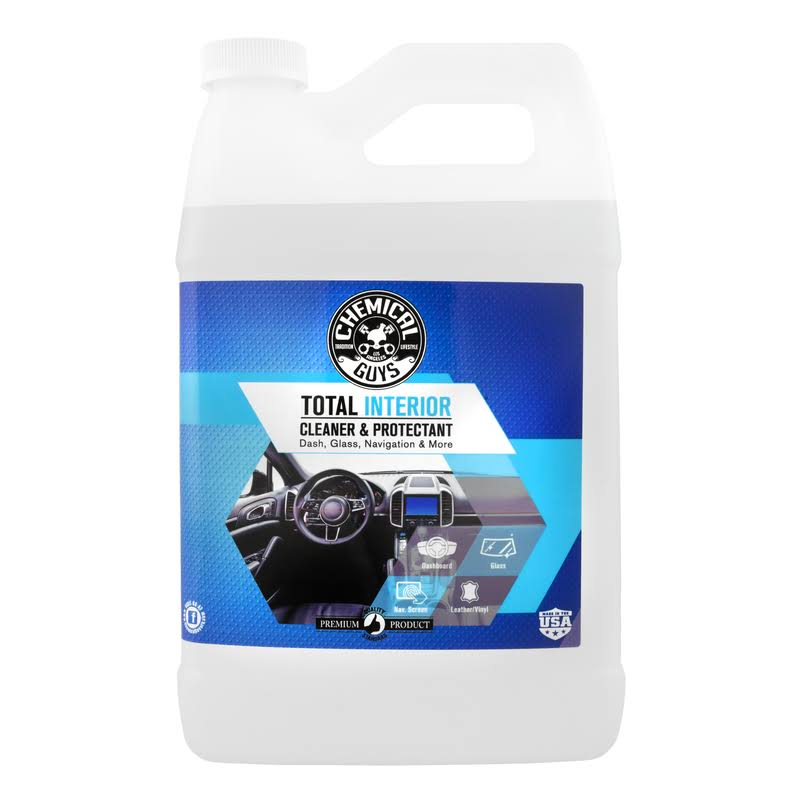 Chemical Guys SPI220 Total Interior Cleaner and Protectant - 1gal