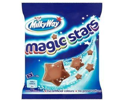 Mars Milky Way Magic Stars 33G x