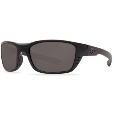 Costa Del Mar Whitetip Sunglasses - Gray and Black