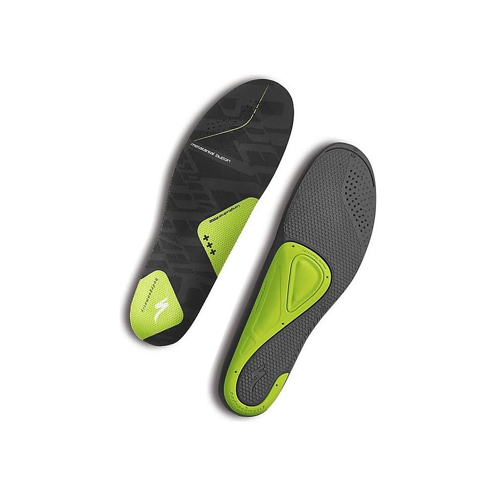 Specialized BG Footbed - Green, EU40-41