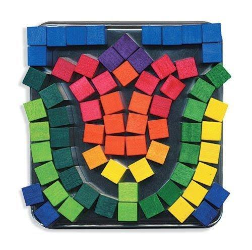 The Orb Factory Magnetic Colour Cubes