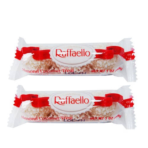 Raffaello Pralines Treat Pack - 3pcs, 30g