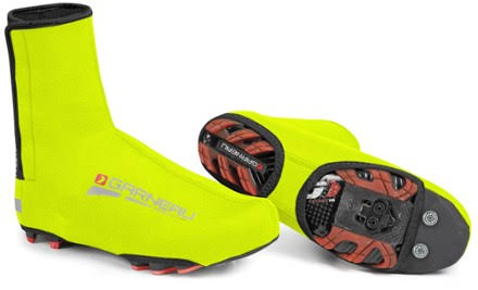 Louis Garneau Neo Protect II Shoe Covers Bright Yellow, XL