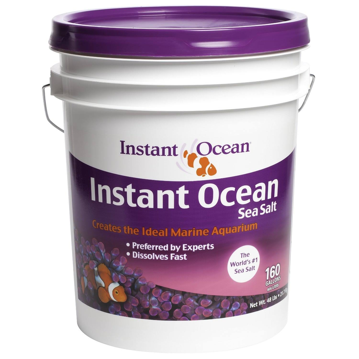 Instant Ocean Aquarium Sea Salt