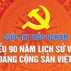Đặng Thị Thanh Hương đoạt giải Nhất Cuộc thi tìm hiểu lịch sử ...