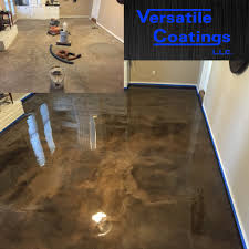 Bath Resurfacing Kit Bunnings by Another Customer Install With Our Diy Metallic Epoxy