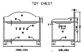 How To Make A Wooden Toy Chest by 20 Free Toy Box Plans Operation Toy Containment