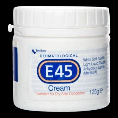 E45 Dermatological Cream - 125g