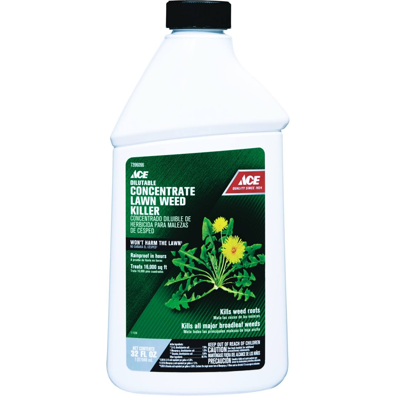 Ace Lawn Weed Killer - 32oz