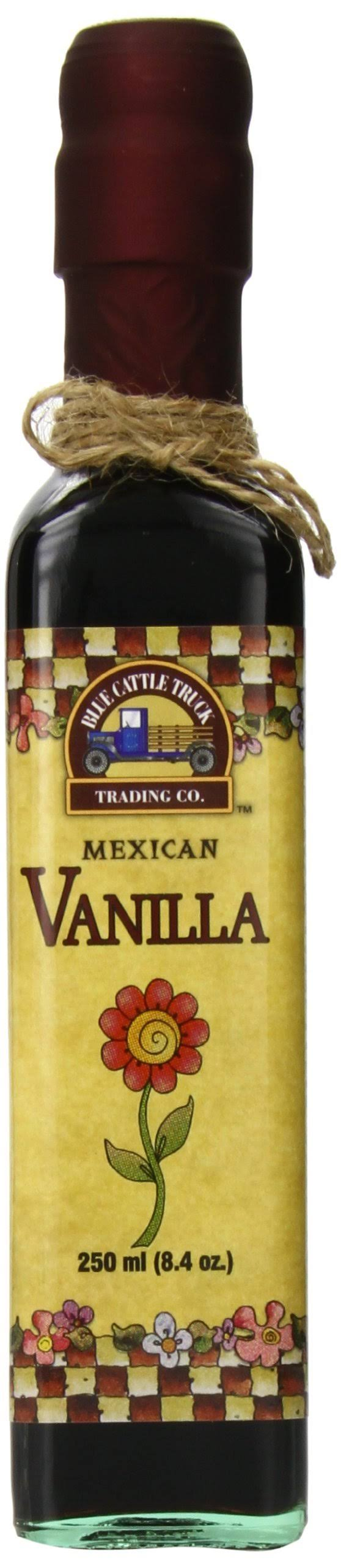 Blue Cattle Truck Trading Original Small Mexican Extract - Vanilla, 8.4oz