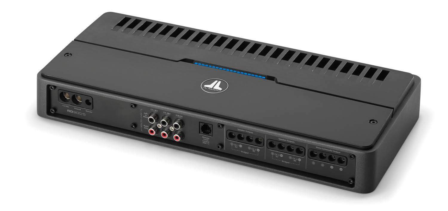 JL Audio Rd900 5 System Amplifier - 900w, 5ch, Class D