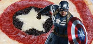 Nerdy Nummies Halloween 2015 by How To Make A Captain America Pizza