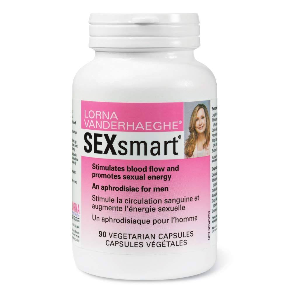 Lorna Vanderhaeghe Sexsmart Supplement - 90ct
