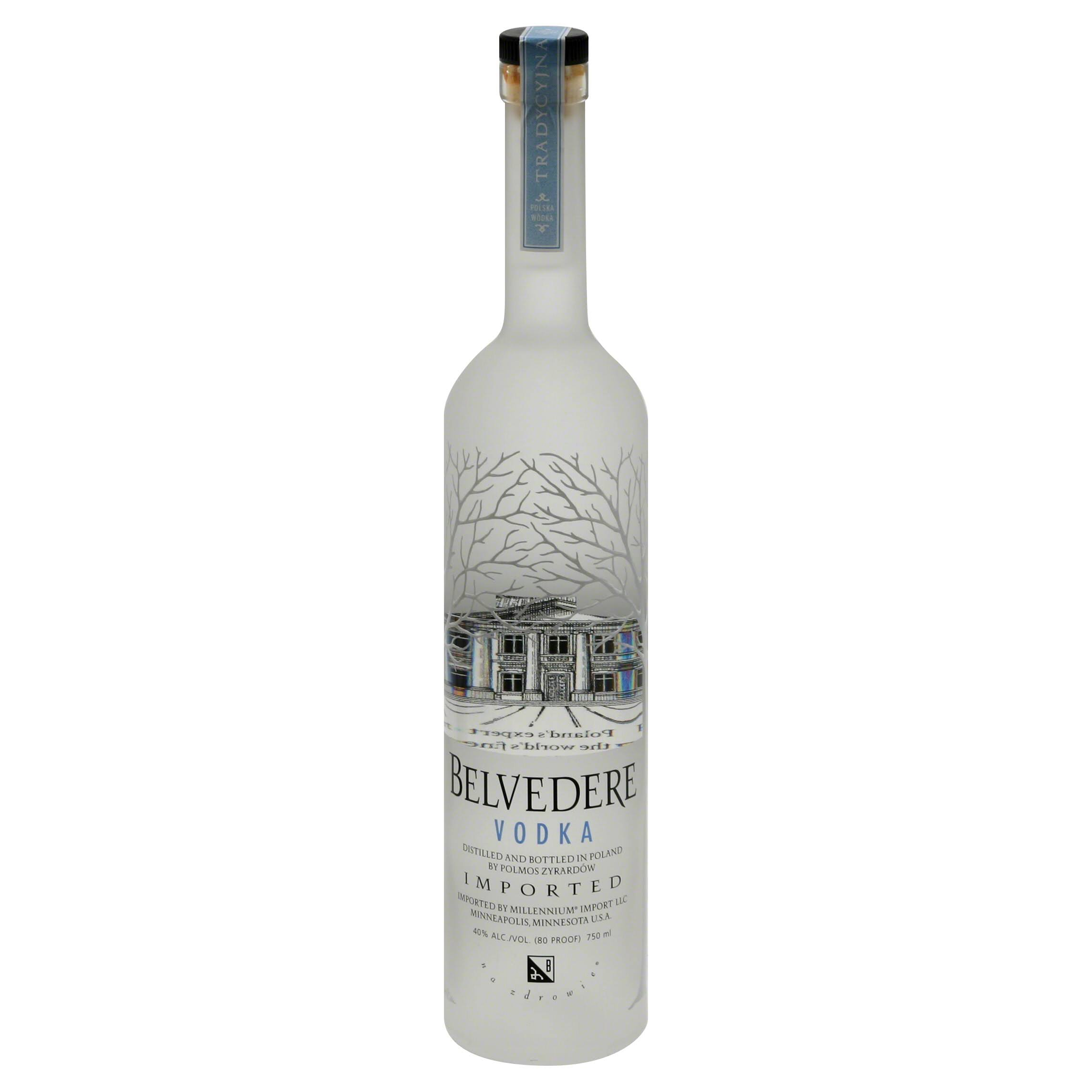 Belvedere Vodka - 750ml