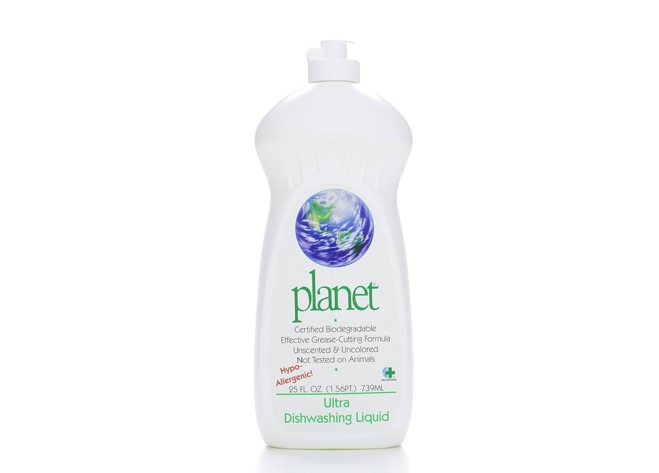 Planet Ultra Dishwashing Liquid - 25oz