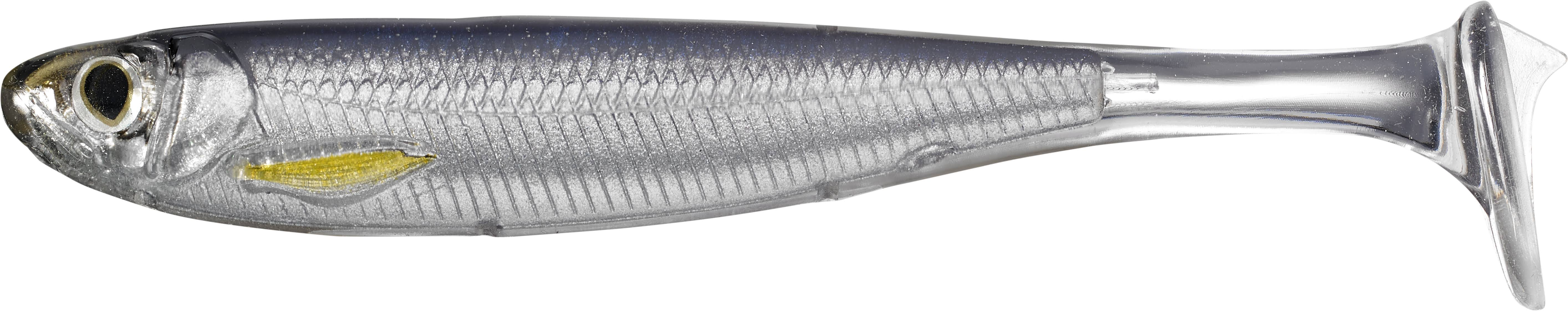 Livetarget Slow-Roll Shiner - Silver/Smoke