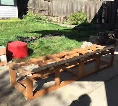 Build Outdoor Storage Bench by Diy Outdoor Storage Bench U2013 Better Remade
