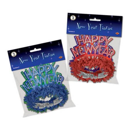 Happy New Year Regal Tiaras