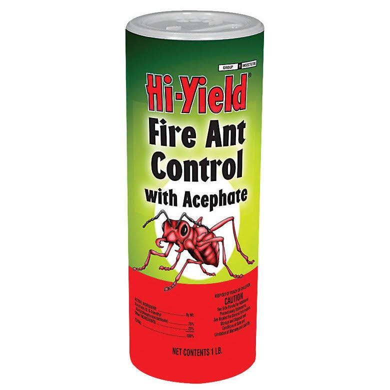 Hi-Yield Fire Ant Control - with Acephate