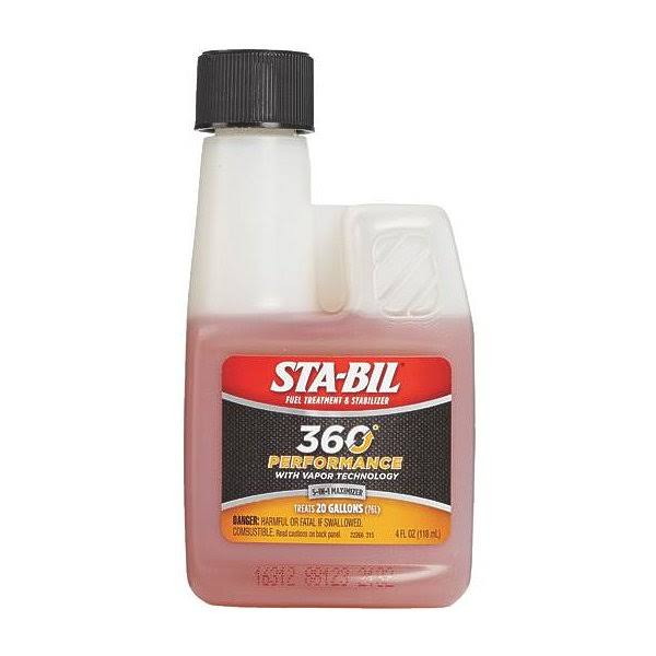 Sta-Bil Ethanol Fuel Treatment and Stabilizer