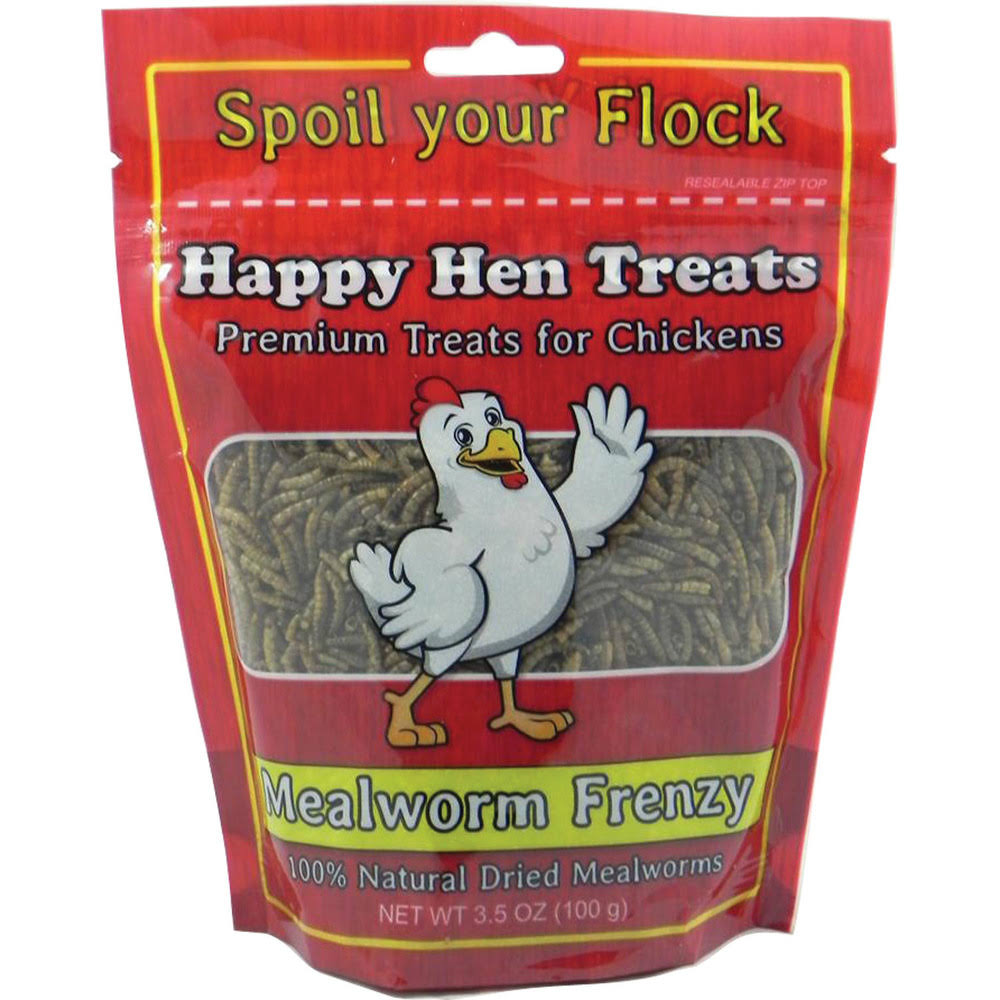 Happy Hen Treats Mealworm Treat