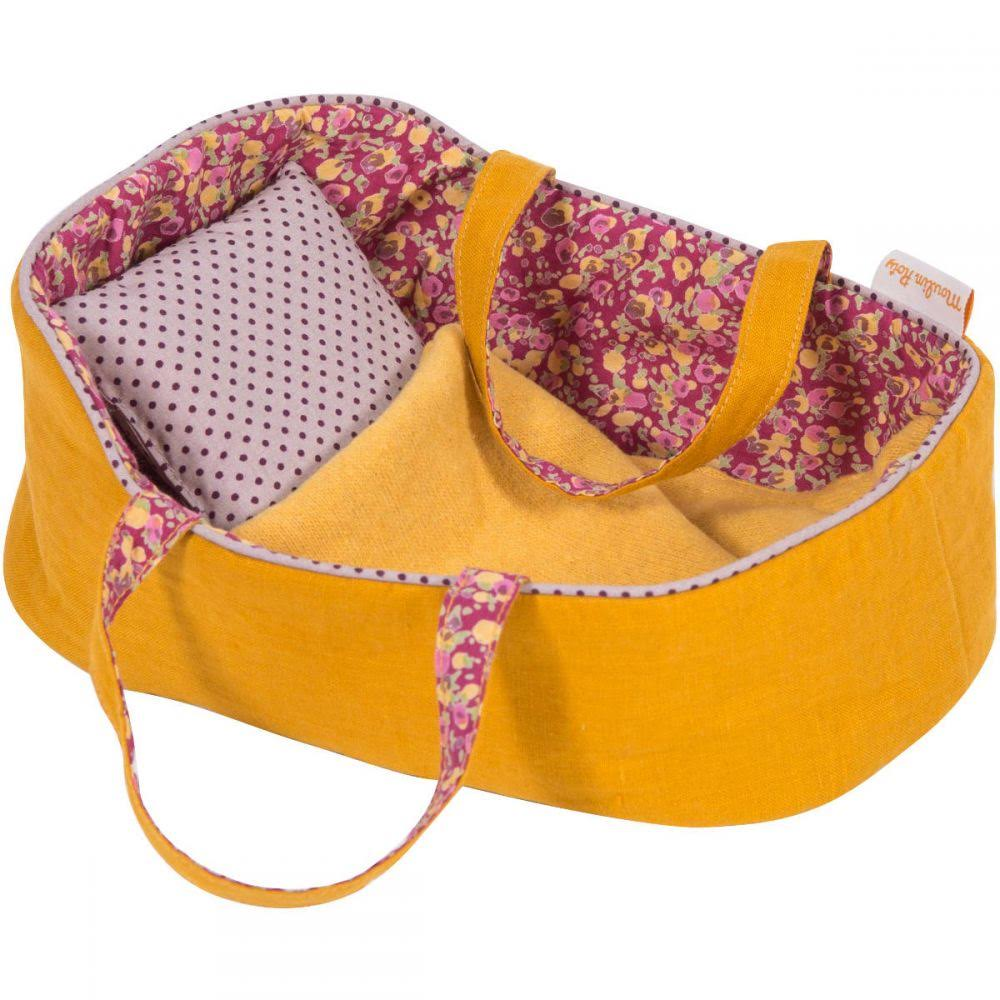 Moulin Roty La Famille Mirabelle Medium Carry Cot