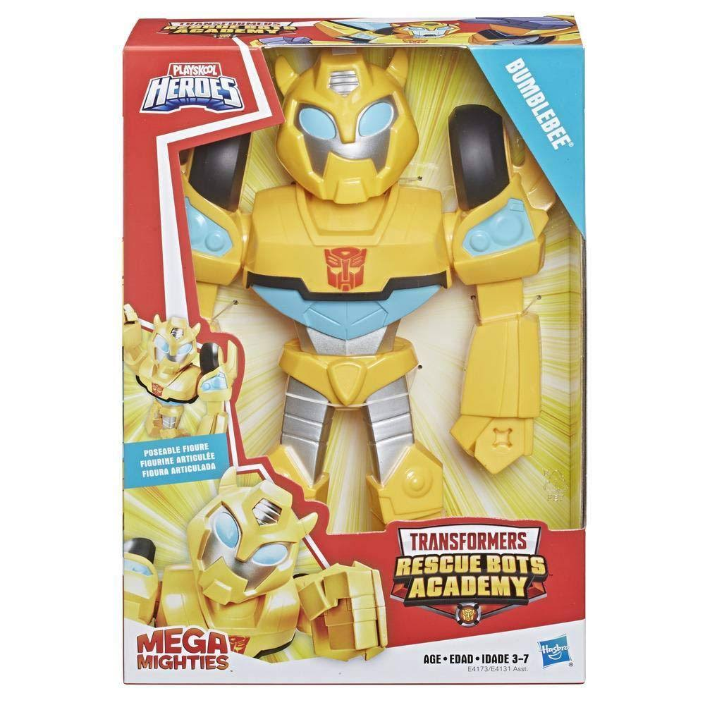 Hasbro Transformers Rescue Bots Academy Bumblebee Action Figure - 10""