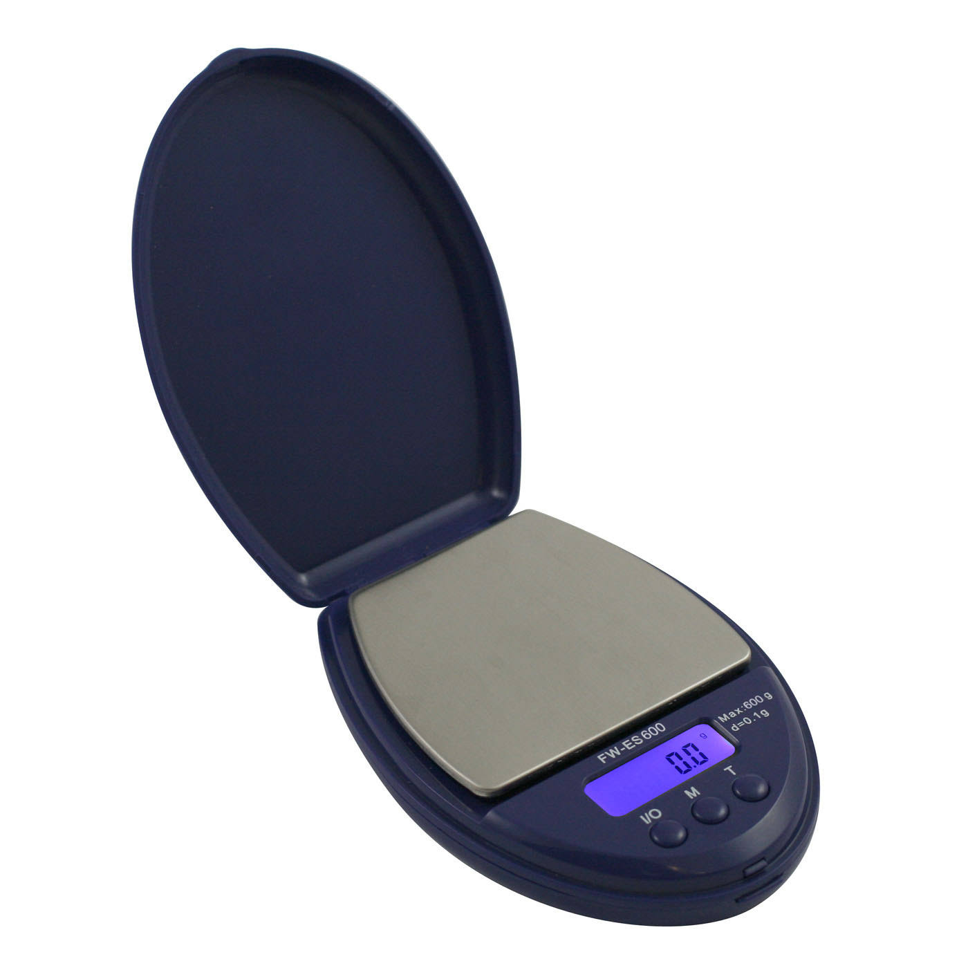 American Weigh Scale Fast ES-600 Digital Pocket Blue 602 x 0 1 G