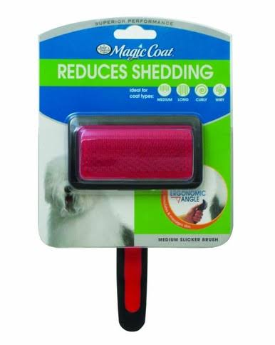 Four Paws Magic Coat Slicker Brush - Medium