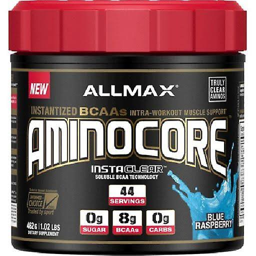 Allmax Nutrition Aminocore 462 Grams - Green Apple Candy