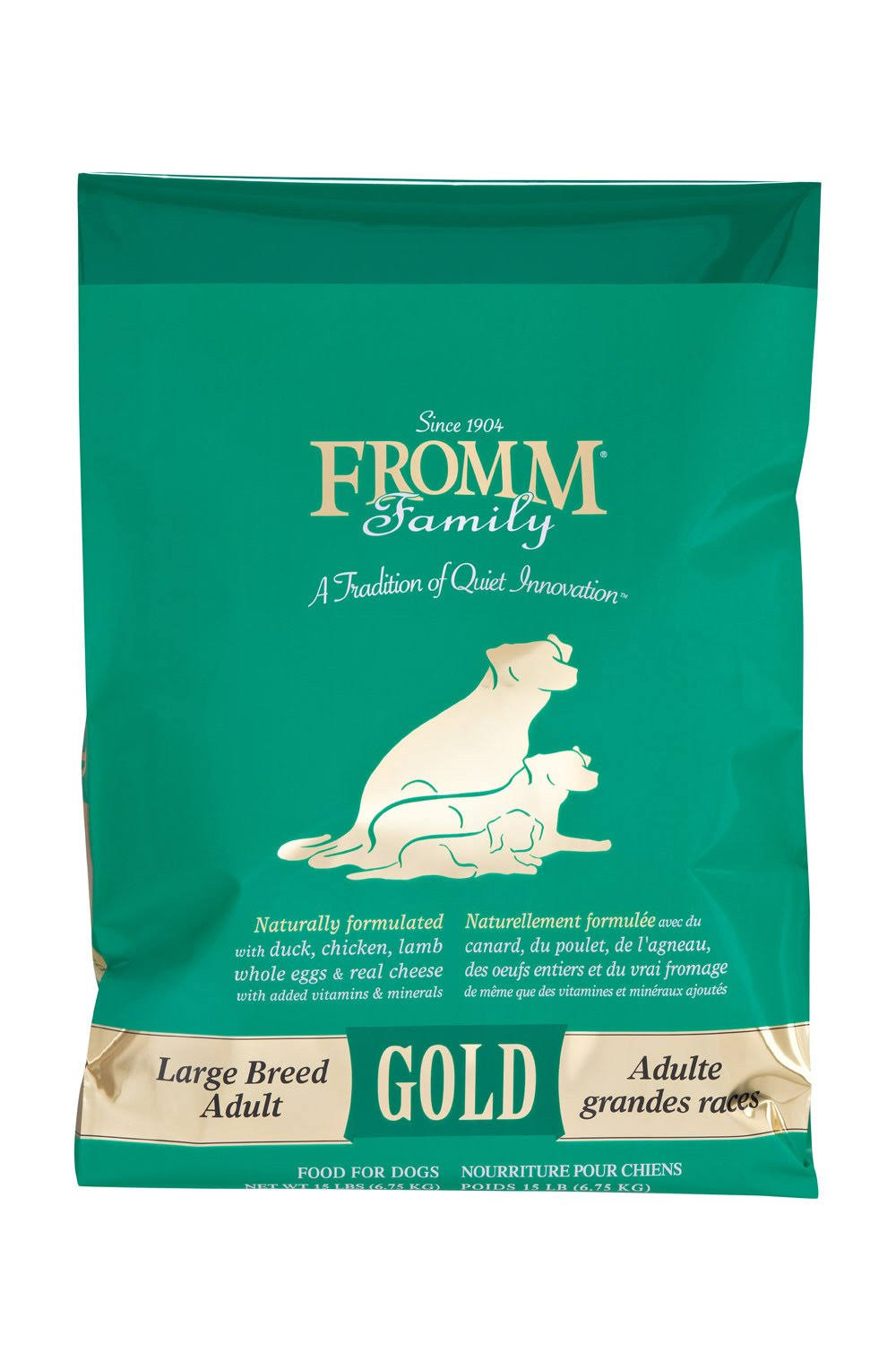 Fromm Gold Dog Food - Large Breed Adult