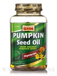 Pumpkin Seed Oil Prostate Side Effects by Vegetarian Pumpkin Seed Oil 90 Vegetarian Softgels