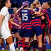 NOW, THAT'S MORE LIKE IT: USWNT roll past New Zealand, 6-1 ...
