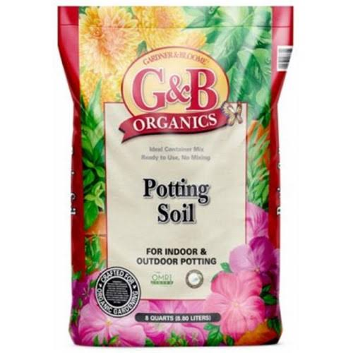 Kellogg Supply 247461 8 qt. Organics Potting Soil