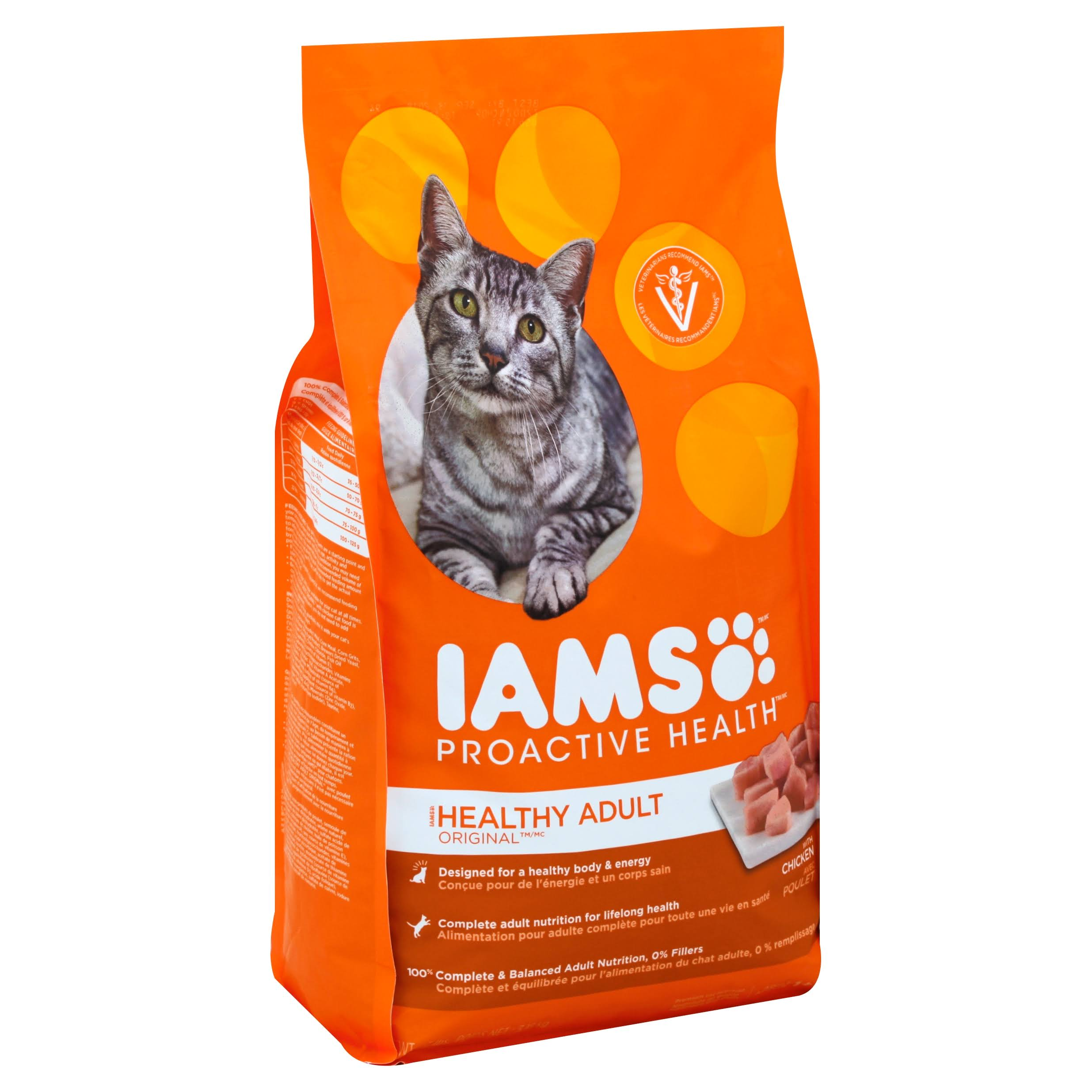 Iams Proactive Health Original Adult Cat Food - 5.7 lbs