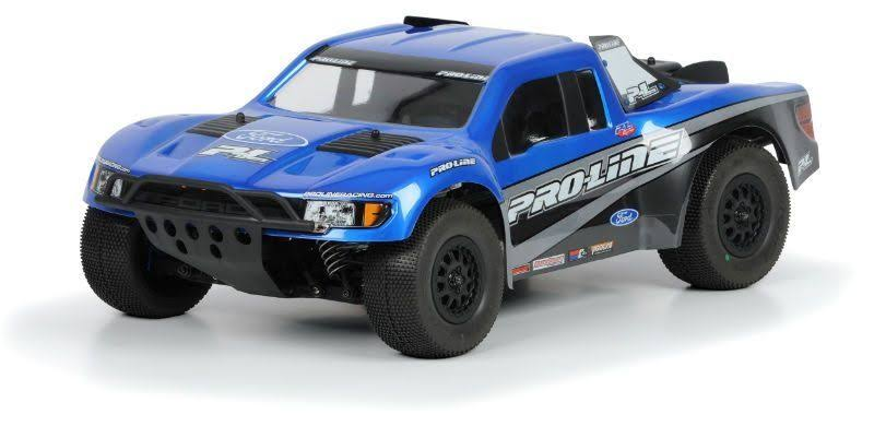 Pro-Line 336600 Flo-Tek Ford F-150 Raptor SVT Clear Body