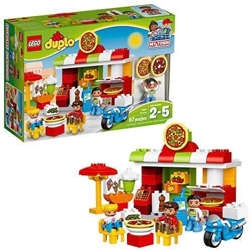 Lego Duplo 10834 Pizzeria - 87 Pieces
