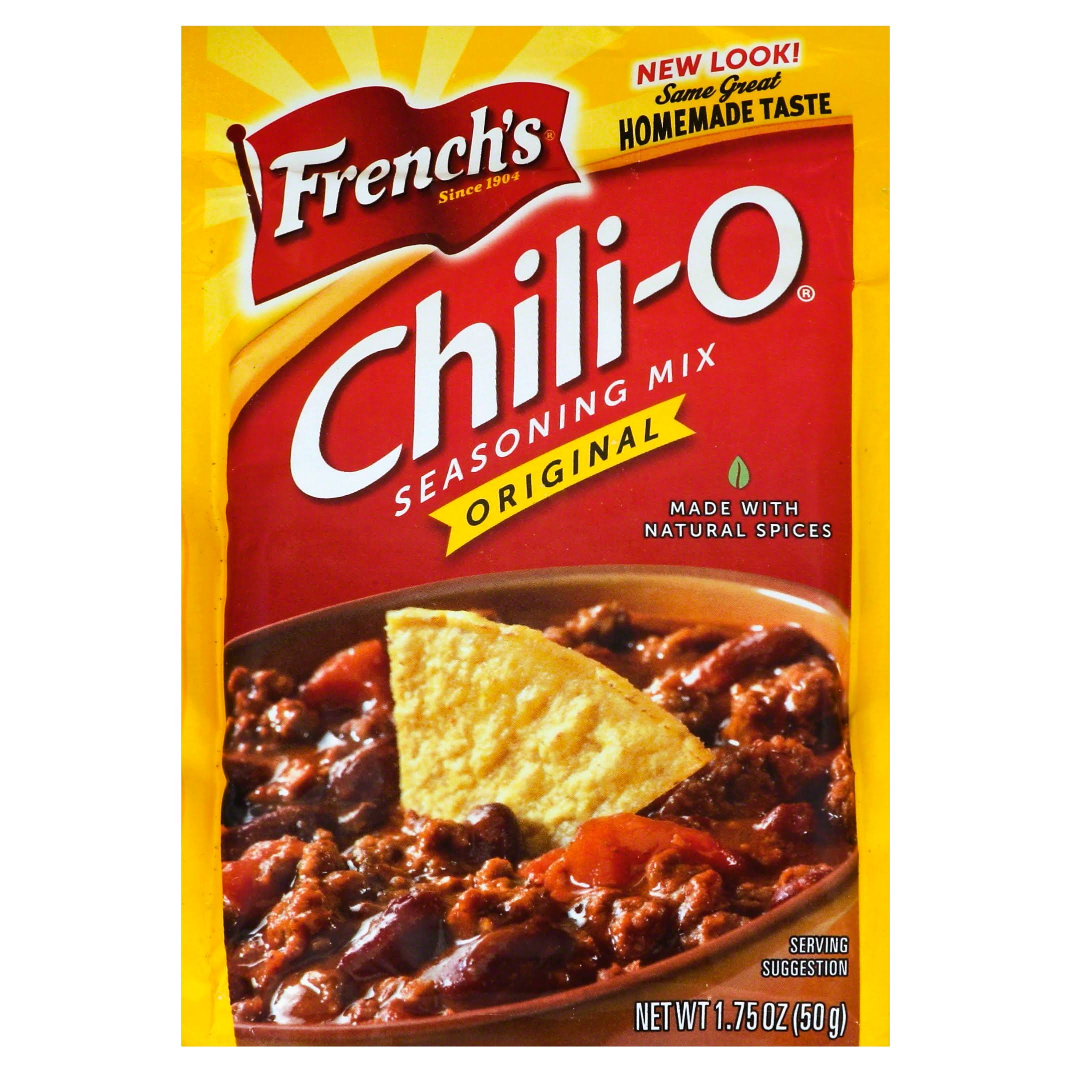 French's Original Chili-O Seasoning Mix - 50g