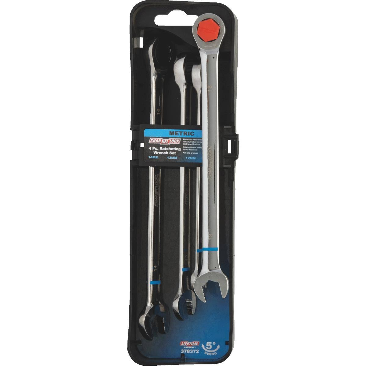 Do It Best Gear Wrench Set - 4 Pieces