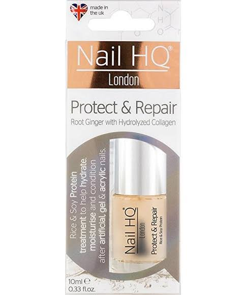 Nail HQ Protect And Repair - For Weak And Soft Nails, 10ml