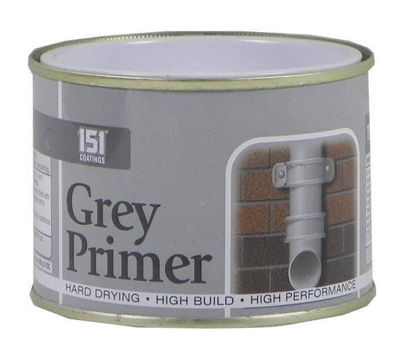 Grey Premier Undercoat Gloss Paint - 180ml