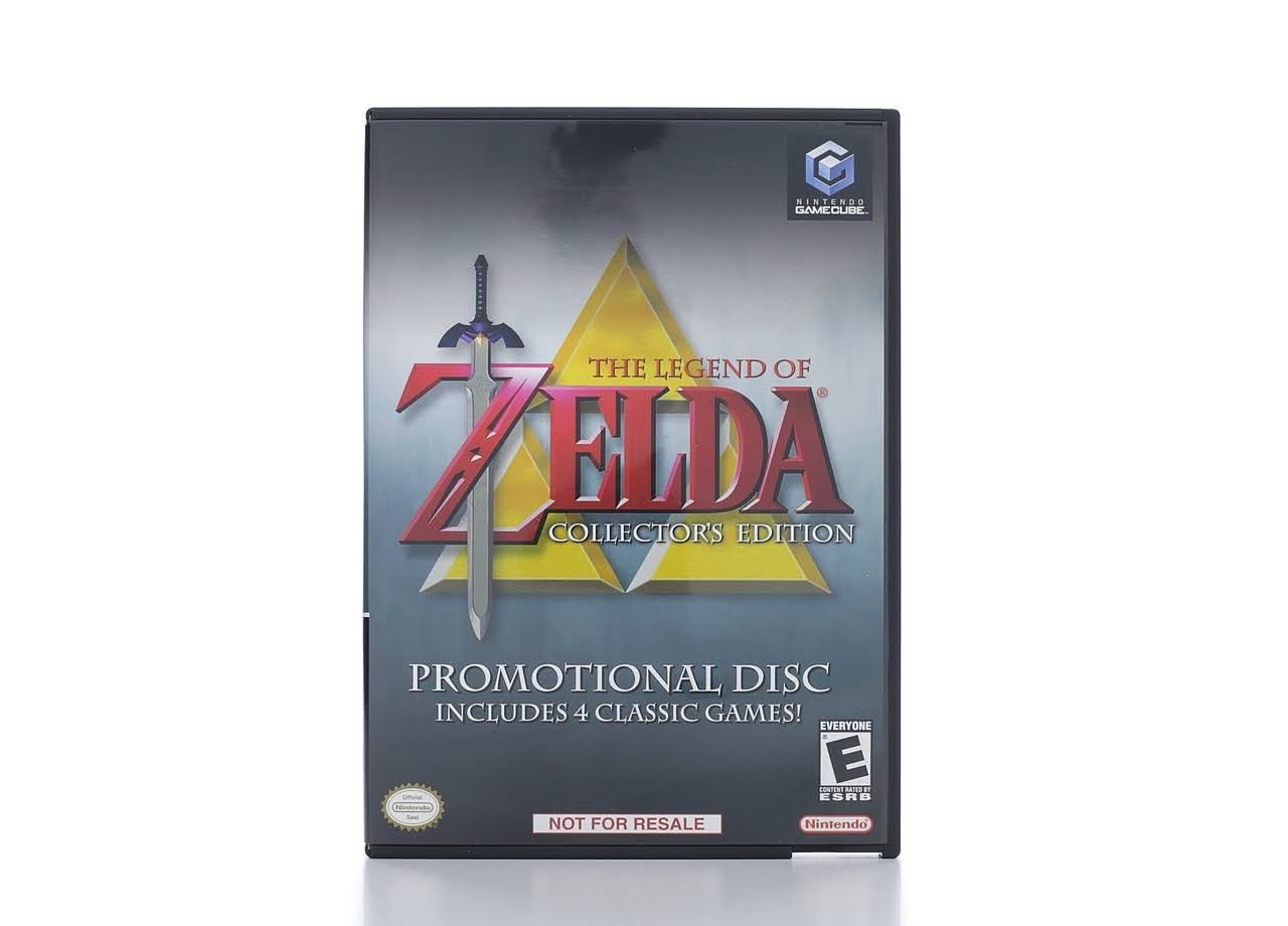 The Legend of Zelda [GameCube Game]